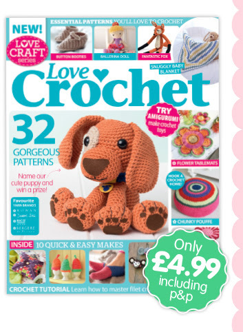love crochet cover image