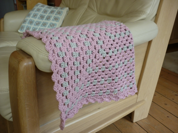 baby blanket for tash
