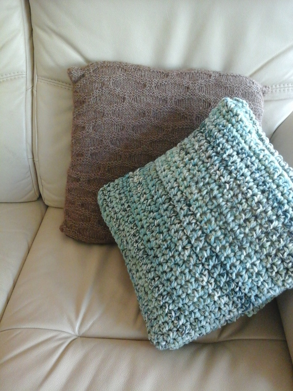 Faroe cushion front