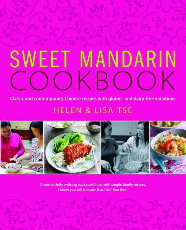 Sweet Mandarin front cover hi res